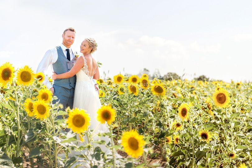 Chaeau wedding