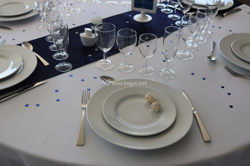 Marveline - Location vaisselle