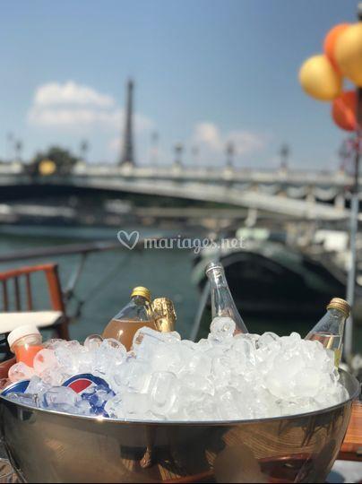 Balade apéritive privée Paris