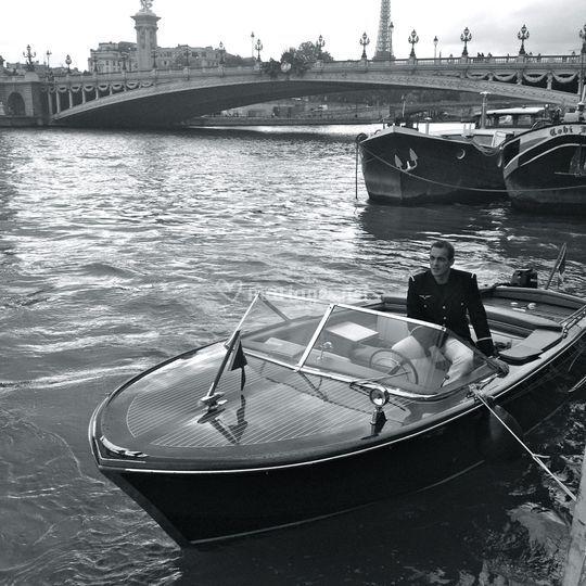 Balade privee a Paris