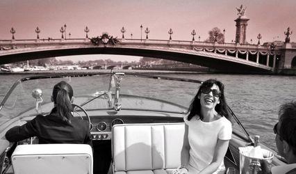 Paris Luxury Boat