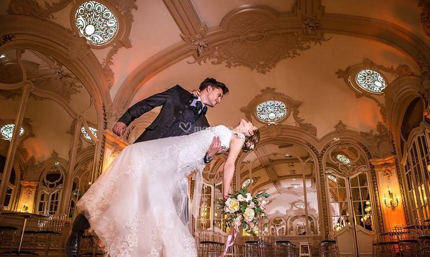 Le plus beau mariage