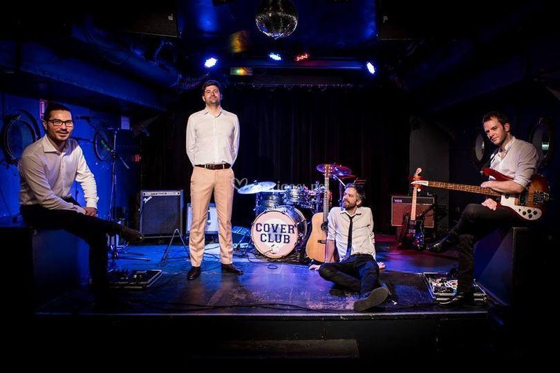 Cover Club - Lyon