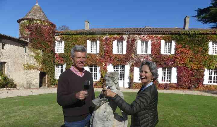 Bienvenue à Château Lardier