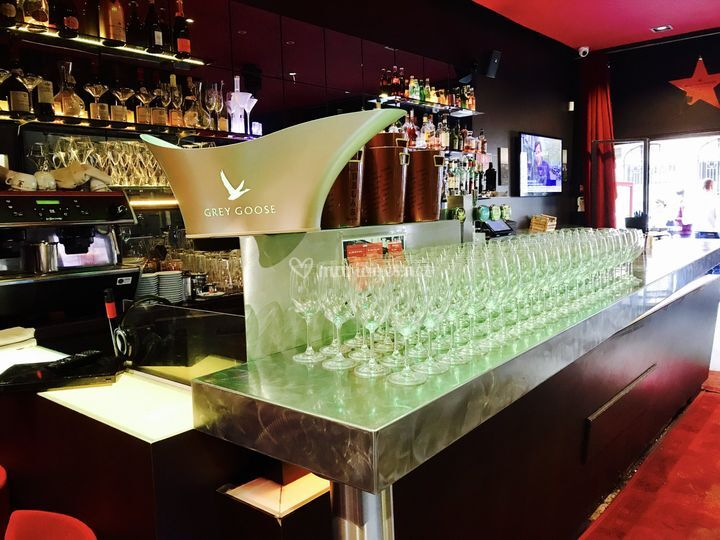 Visuel du bar