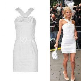 Copie d'une robe Paris Hilton