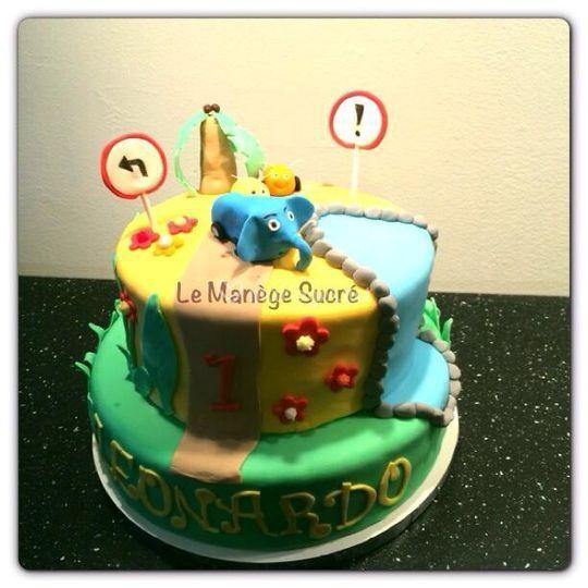 Gâteaux festif