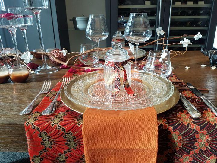 Table ethnique