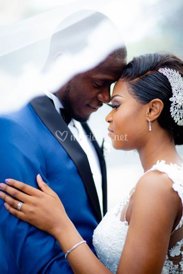 Congolese wedding in Paris