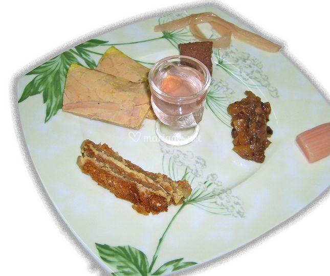 Délice de foie gras