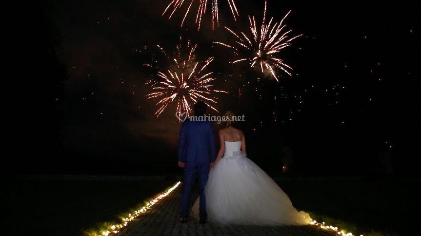 Firework Troyes