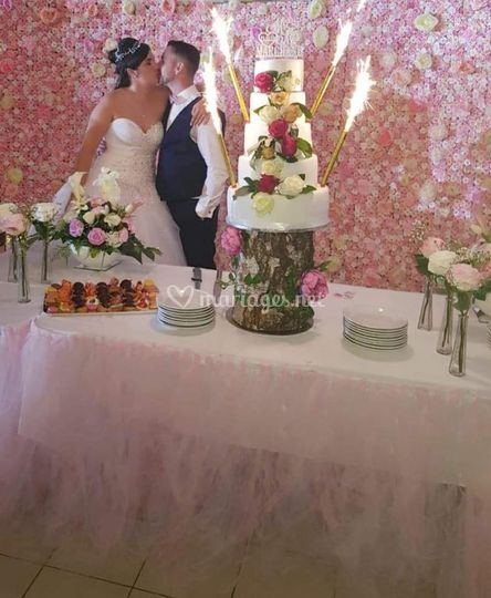 Weddng cake