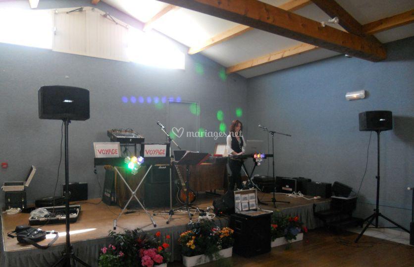 Banquet à Geay Mars 2012
