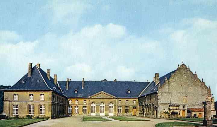 Le Château de Cons la Grandville