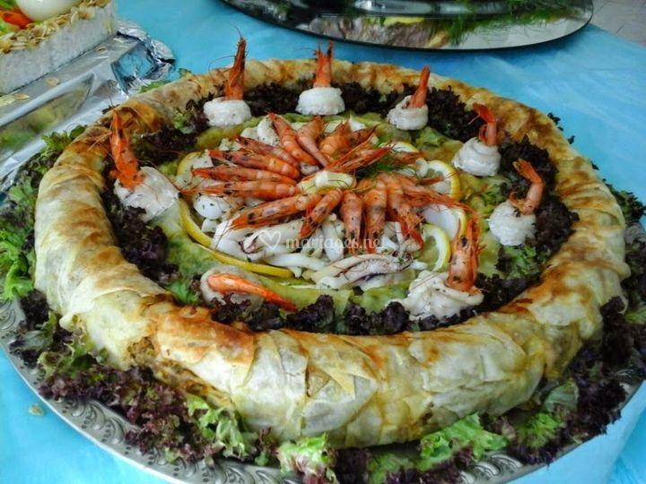 Pastilla fruit de mer