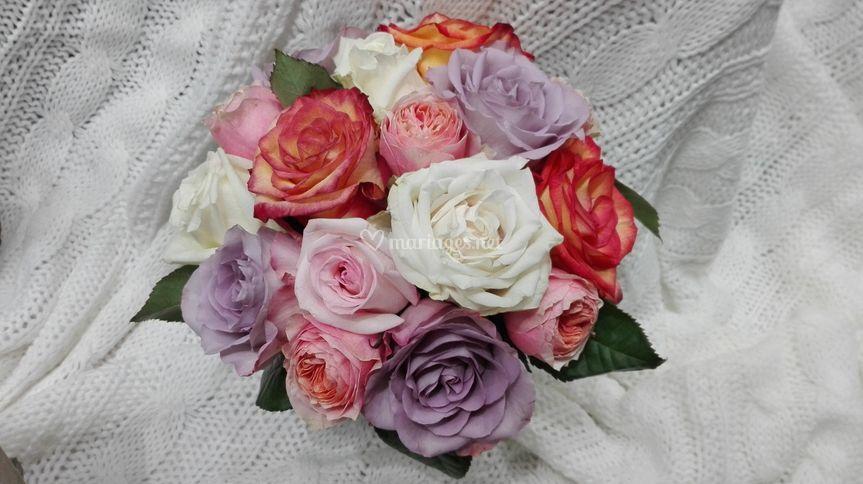 Bouquet de mariée