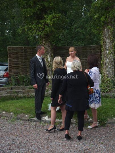 Photo marié