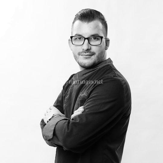 Le Chef Damien Conejos