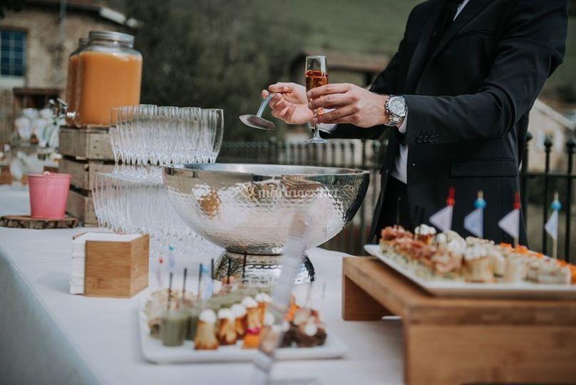 Cocktail dinatoire