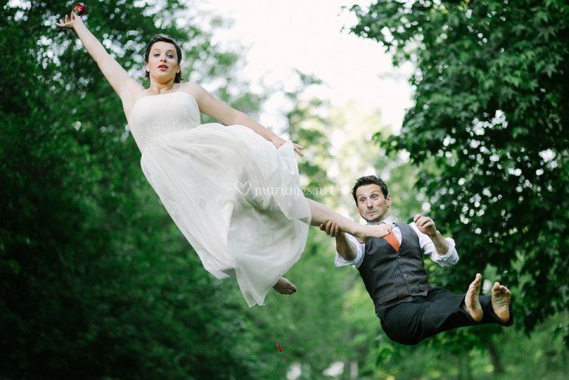 la rose de marie poppins sur ossaphoto - Photographe Mariage Net