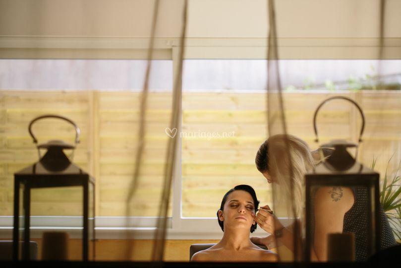 prparation sur ossaphoto - Photographe Mariage Net