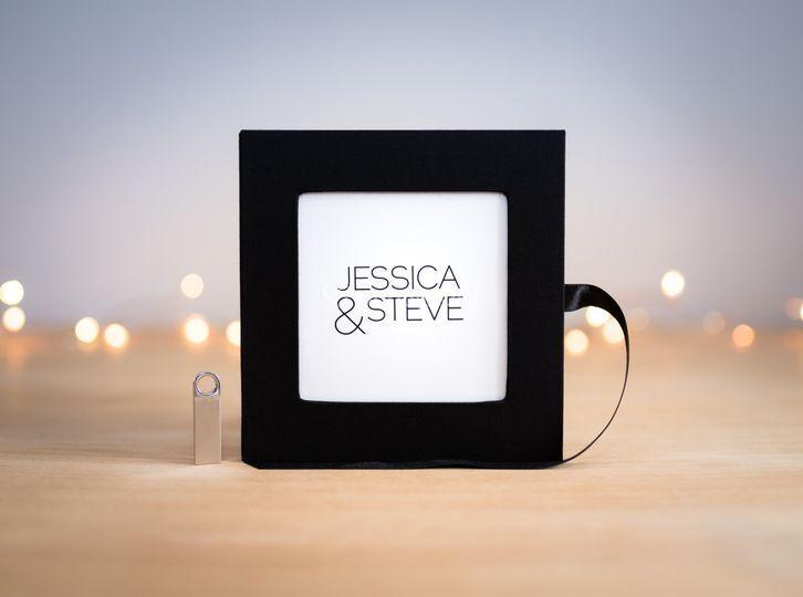 Coffret USB Film de Mariage