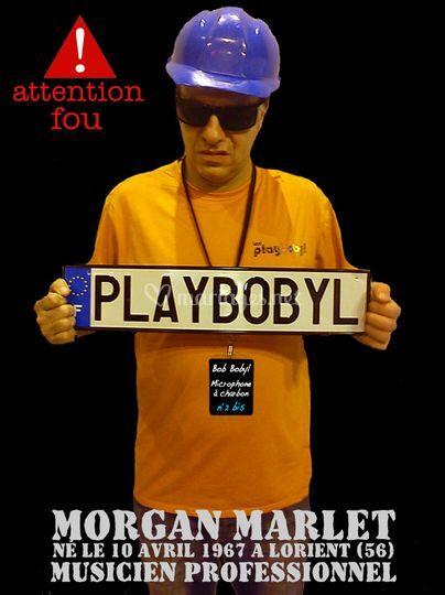 Morgan (Bob Bobyl)