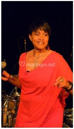 Fabienne chanteuse
