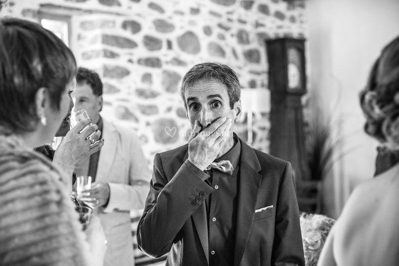 Wedding photojounalist