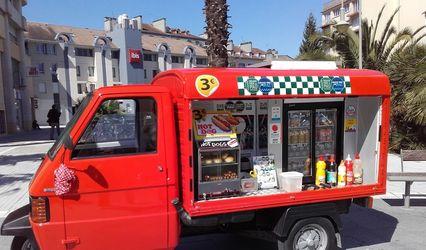Triporteur Hot Dog