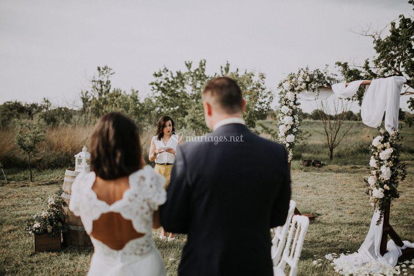 Arche mariés