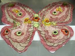 Papillon charcutier