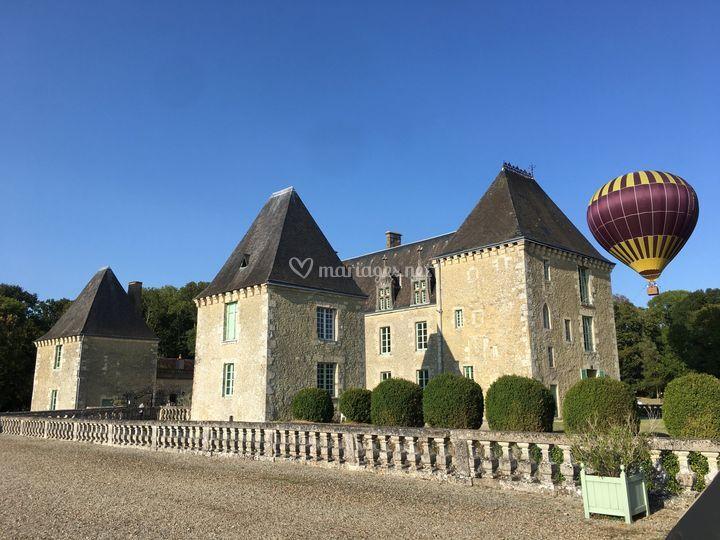 Château vue générale