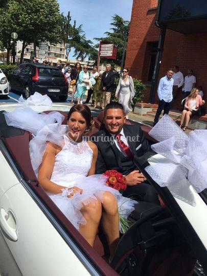 Mariés en Normandie