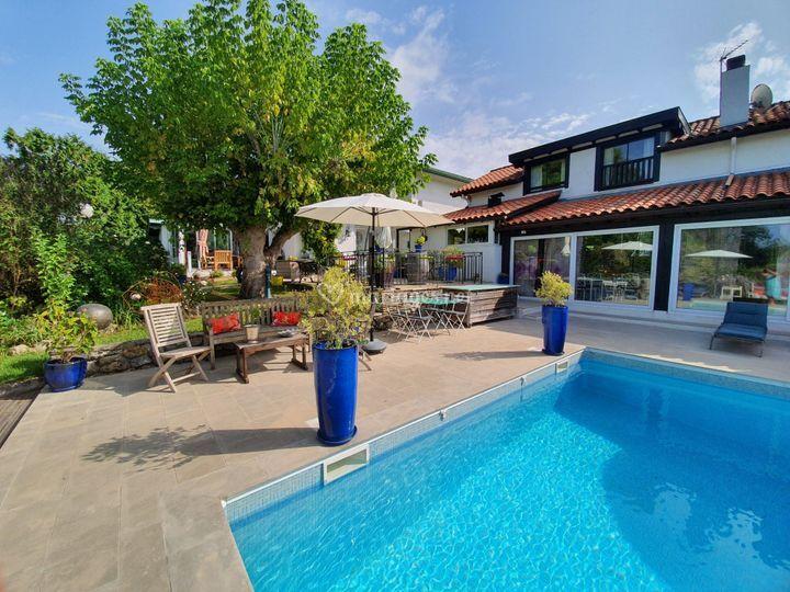 Millox coté piscine