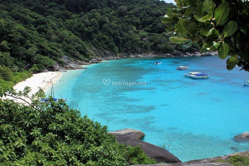 Les iles d'Andaman