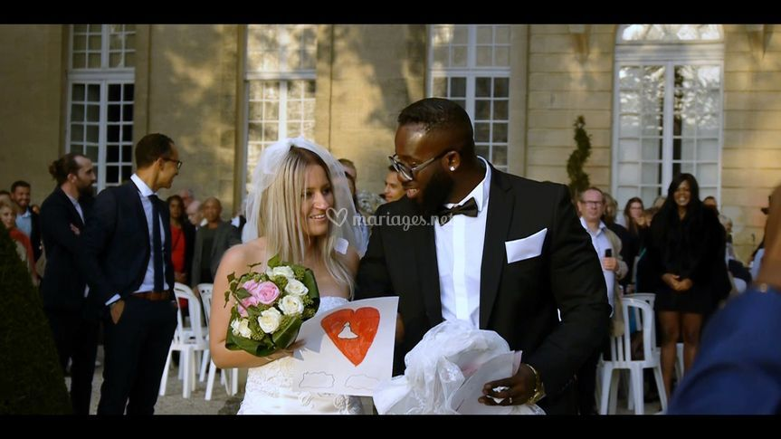 Mariage Nathanaëlle et Medy