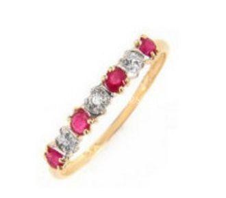 Diamants et rubies