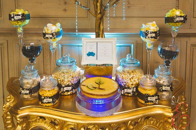 Candy Bar baroque