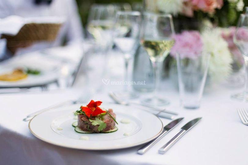 Détails du repas-Paris
