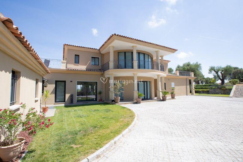Villa Azuréenne