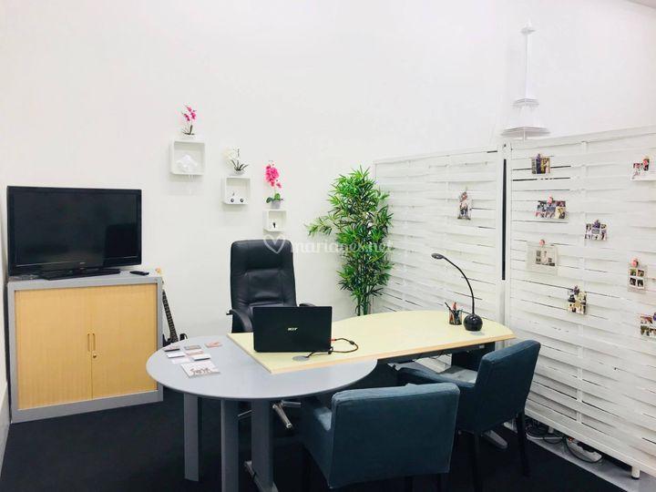 Réception clients