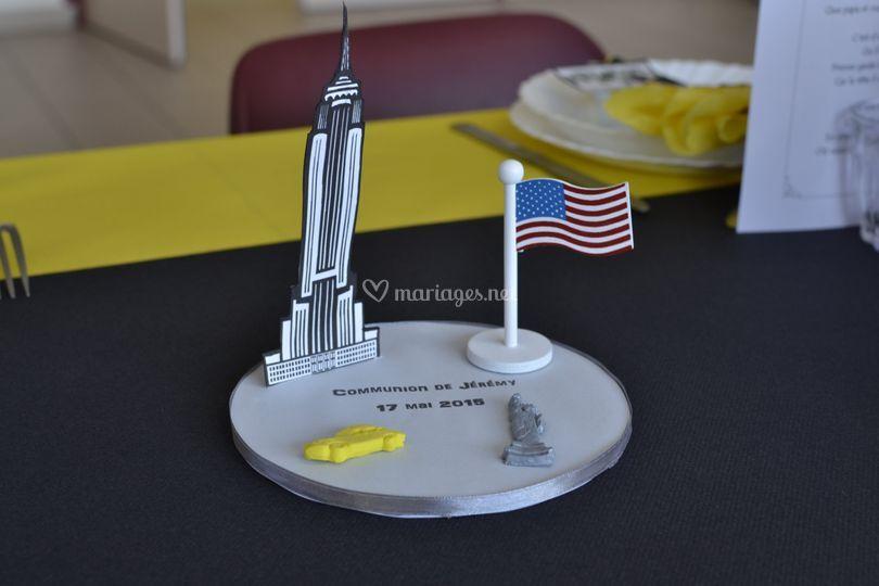 Communion New York- déco table