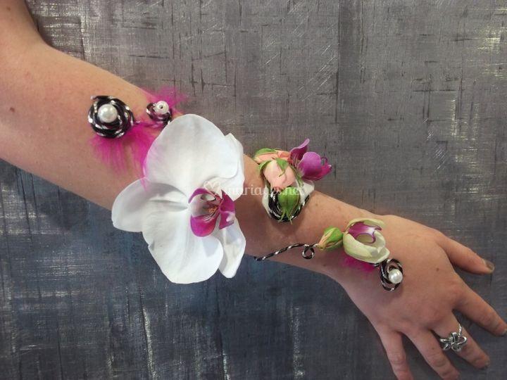 Bracelet mariée