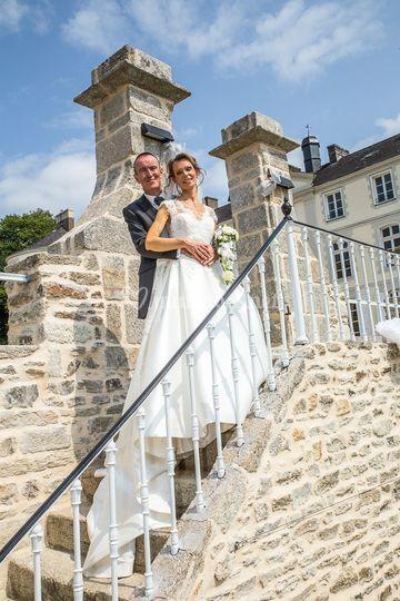 Couple - Château de Beauregard