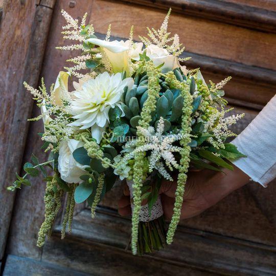 Orphée fleurs