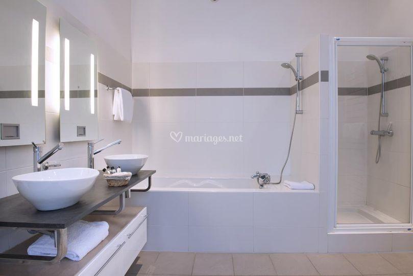 Salle de bain suite 2