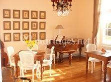 Salon et piano