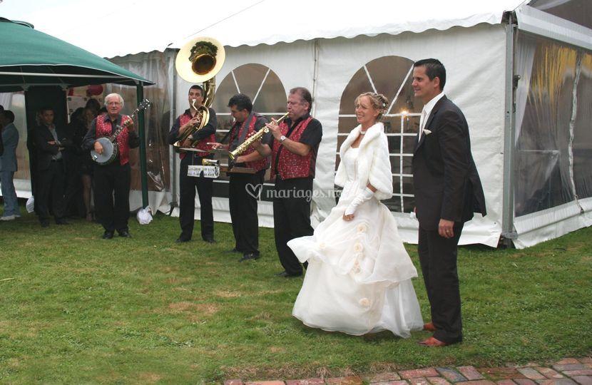 Dany Street Jazz Band