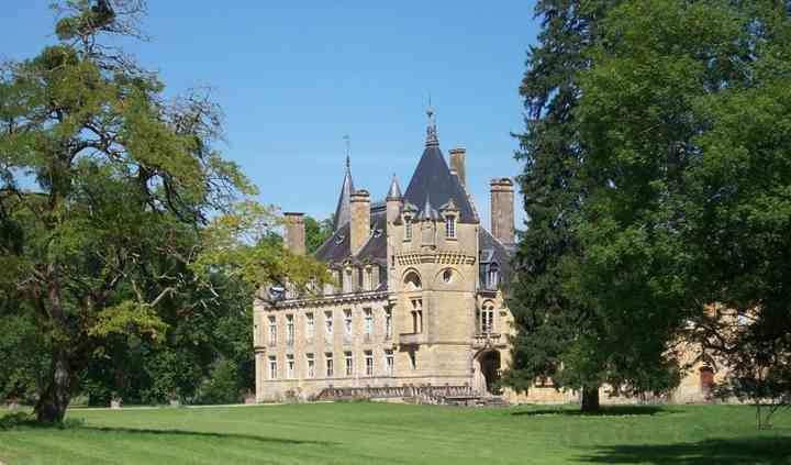 Le château idéal pour votre événement